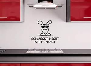 Schmeckt Nicht Gibt S Nicht : wandtattoo hase hoppel h schen kaninchen ~ Watch28wear.com Haus und Dekorationen