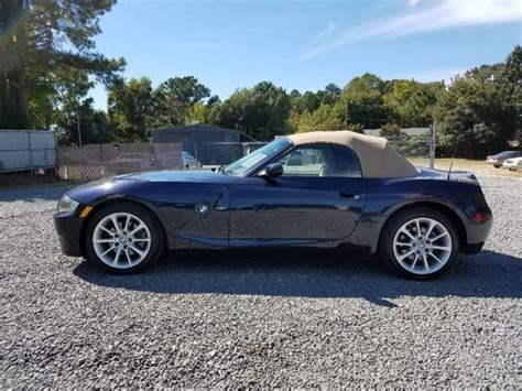 Bmw For Sale In Nc by Bmw Z4 For Sale In Carolina Carsforsale