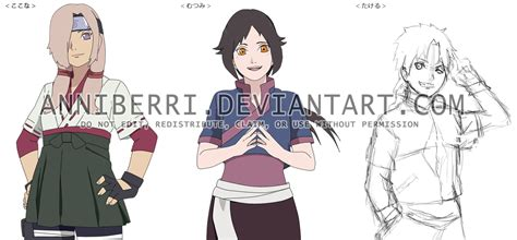 Naruto Next Generations By Anniberri On Deviantart