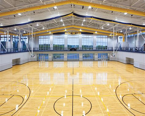 College Athletic Facilities: Starting with Quality Floors - PUPN