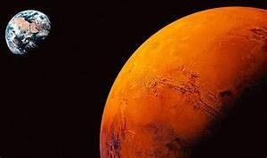 NASA Finally Admits Contamination from vehicles on Mars