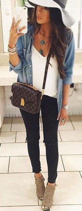 25+ best ideas about Casual jean outfits on Pinterest