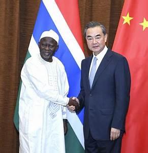 China's ties to Gambia set to grow - World - Chinadaily.com.cn