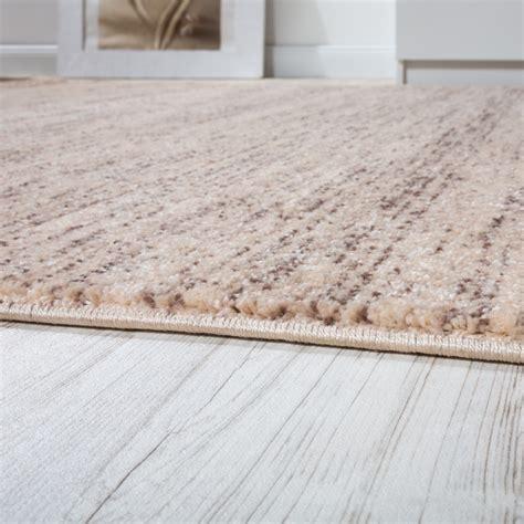 Teppich Wohnzimmer Beige by Teppich Modern Wohnzimmer Kurzflor Creme Orientteppiche
