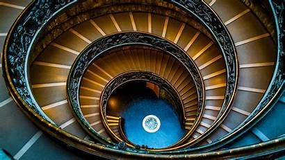 Spiral Vatican Staircase Wallpapers Hdwallpaperslife Previous