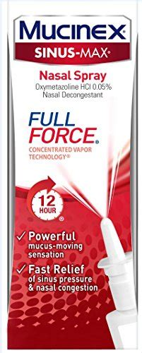 Amazon.com: Afrin Severe Congestion Nasal Spray 0.5oz (15