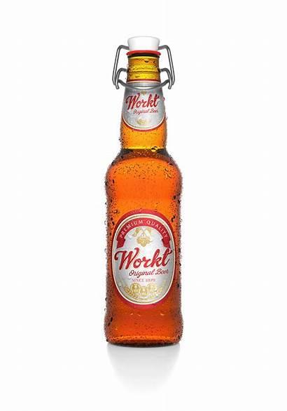 Beer Bottle Mockup Behance
