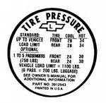 tire pressure monitoring 1974 pontiac gto user handbook autoobsession com bonneville catalina full size pontiac parts
