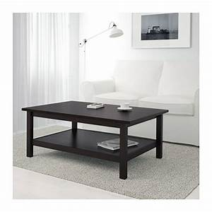 Ikea Hemnes Serie : hemnes coffee table black brown ikea ~ Orissabook.com Haus und Dekorationen