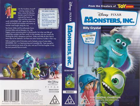 Monsters, Inc. Previews (2002 Print) (australian Version
