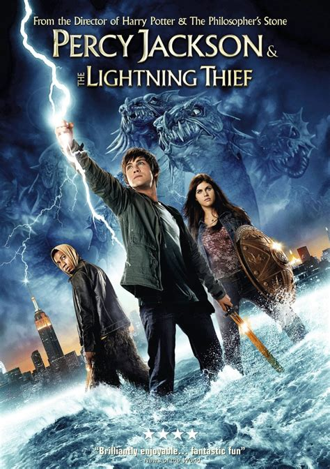 Percy Jackson The Olympians The Lightning Thief 2019