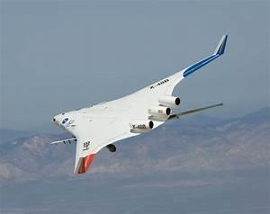 NASA - Blended Wing Body Aircraft