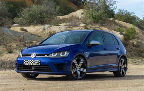 2017 Volkswagen Golf Msrp by 2017 Volkswagen Golf R News Reviews Msrp Ratings With