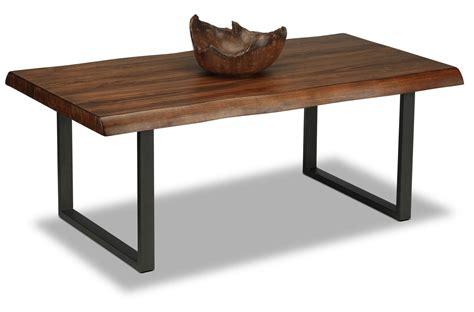 Natura Coffee Table  Walnut Leon's