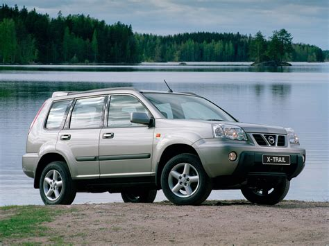Nissan X Trail Picture by 2002 Nissan X Trail Pictures Information And Specs