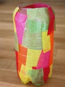 Laternen Aus Flaschen : unterer teil der flasche deko pet flaschen basteln ~ A.2002-acura-tl-radio.info Haus und Dekorationen