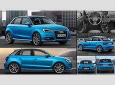 Audi A1 Sportback 2015 pictures, information & specs