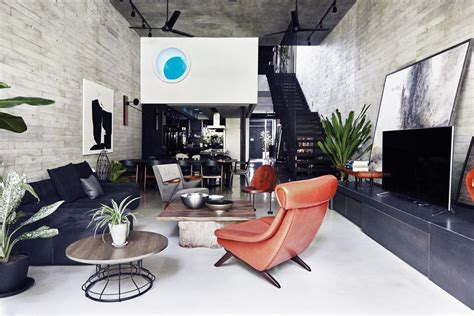 living room design ideas  mismatched sofas  armchairs