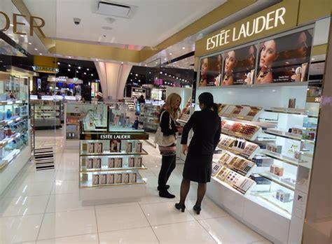 developments   cosmetics arena estee