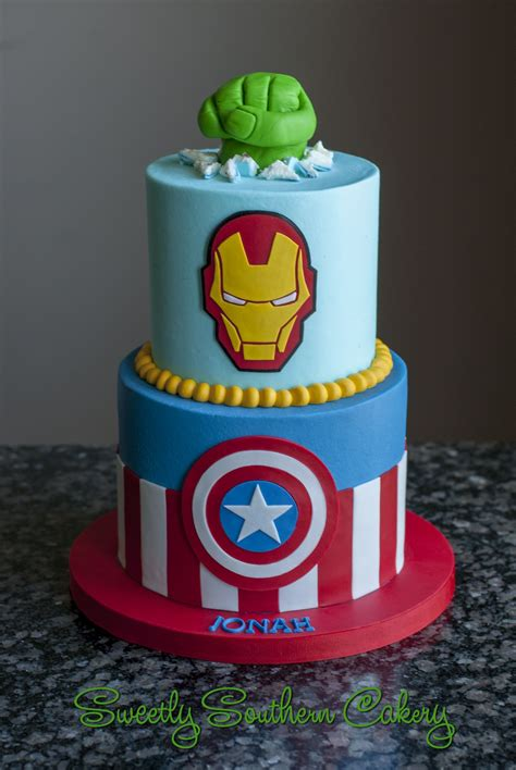 We are specialty cake designer. Avengers cake (With images) | Avengers birthday cakes