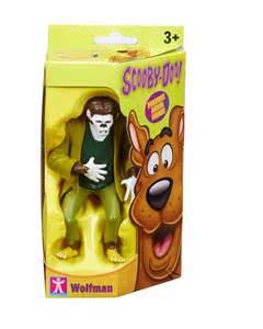 Scooby Doo Toy Figures