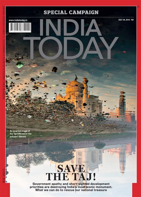India Today Comes Up With A Brilliant Cover To Raise ...