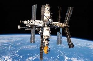 Mir Space Station  Testing Long