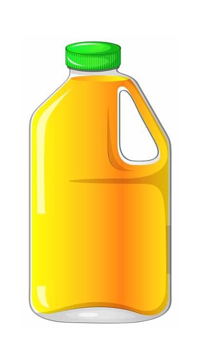 Juice Bottle Clipart Orange Drinks Cliparts Clip