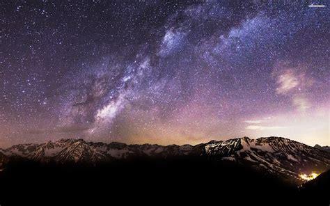 K Ultra Hd Milky Way Wallpapers Hd Desktop Backgrounds X