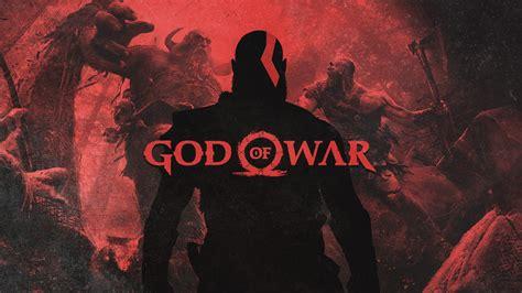 God of War (PS4) 4K 8K HD Wallpaper #3