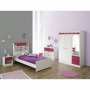 chambre complete enfant fille achat vente chambre With petite chambre de culture pas cher