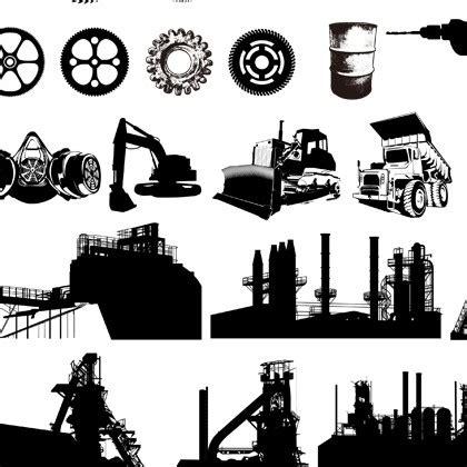 industrial equipment  vector graphics vector art ai