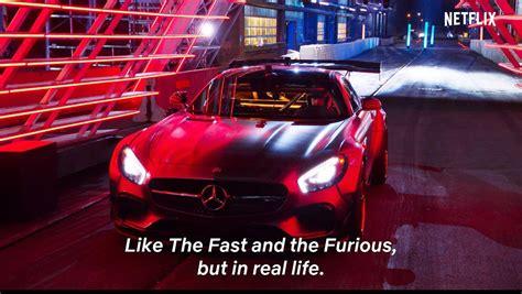 Hyperdrive Netflix by Netflix Hyperdrive Featuring Fluid Motorunion Of