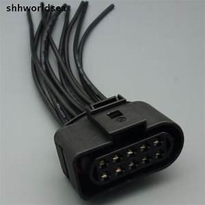 Shhworldsea 2  10  50pcs 10pin 3 5mm Headlight Electrical