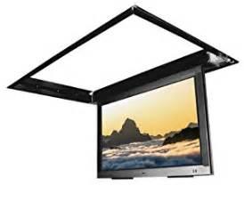 Motorised Tv Ceiling Mount amazon com flp 410 in ceiling flip down motorized tv