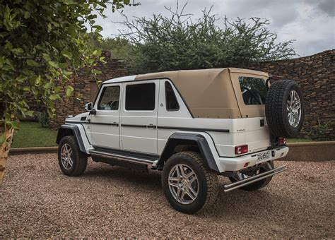 Gallery of 59 high resolution images and press release information. 2018 Mercedes‑Maybach G 650 Landaule - GwagenParts.com ...