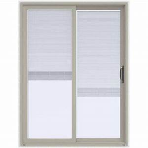 Blinds between the glass patio doors doors the home for Home depot patio doors with blinds