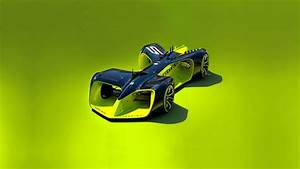 Wallpaper Roborace, future cars, Hybrid, Formula E season