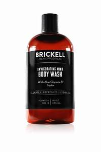 The Best All Natural Body Wash For Men