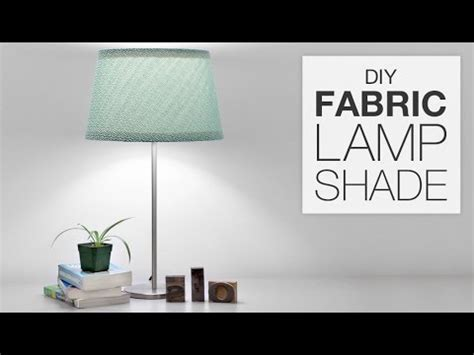 l shade fabric suppliers how to cover a lshade with fabric diy tutorial youtube