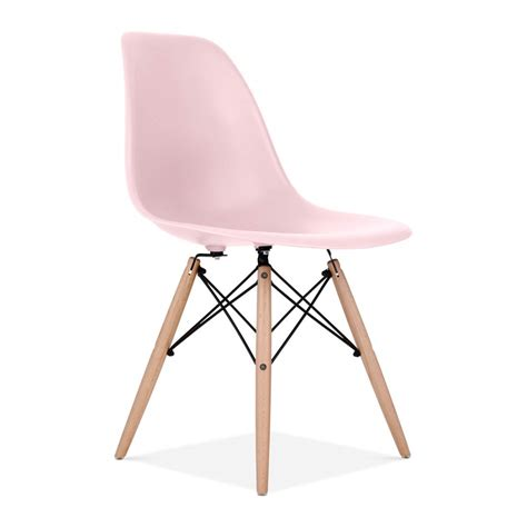 erstaunlich chaise dsw charles eames pastel pink dsw chair