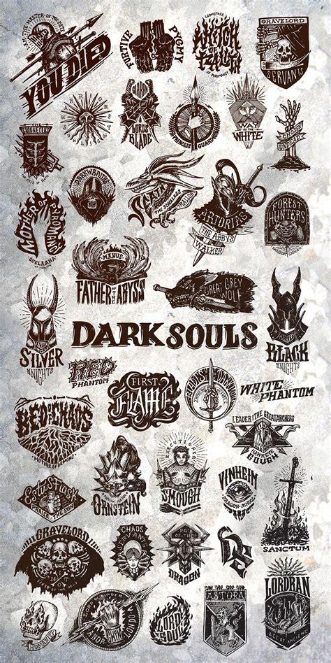 dark souls tattoo