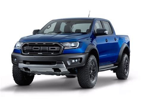 2019 Ford Ranger Raptor Debuts With A Diesel