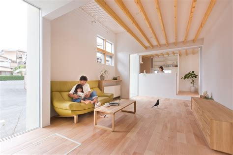 the home designers the house in japanese minimalism in kyoto by alts design