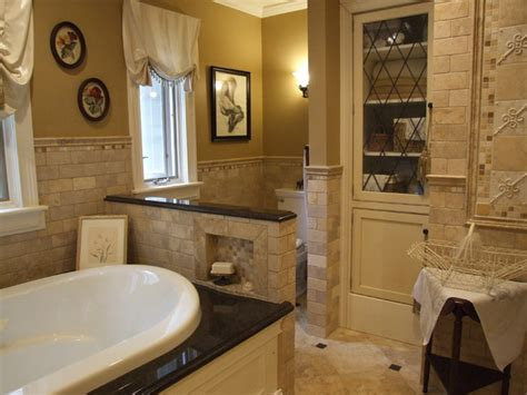 Types Of Bathroom Tile by Master Bathroom Using 7 Different Types Of Tile