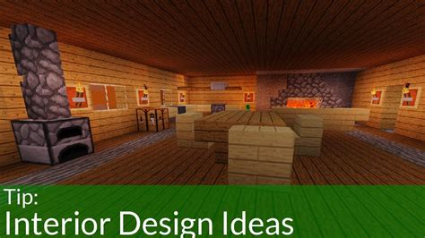 how to decorate interior of home easy interior decorations for your minecraft house
