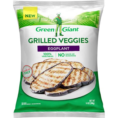 green giant grilled veggies eggplant