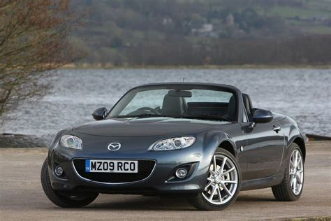 mazda mx roadster coupe  car review honest john