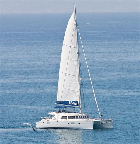 Power Catamaran Charter Greece by Sail La Vie Yachts For Charter In Greece Enjoy Sailing