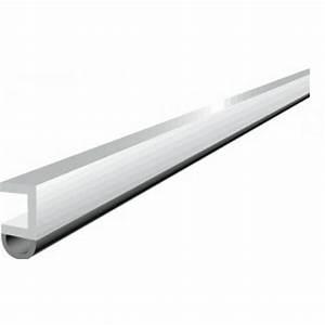 profil d39encadrement de porte en pvc avec joint souple With joint de porte fenetre pvc